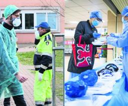 Crisis histórica por el coronavirus: OMS advierte posible pandemia mundial