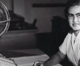 Fallece Katherine Johnson a los 101 años, matemática que llevó al hombre a la Luna