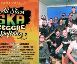 Lo mejor del ska y reggae se reúnen en el All Stars Ska Reggae Sinfónico de la CDMX
