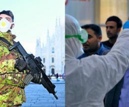 Gobierno italiano busca a la persona que llevó el coronavirus a su territorio