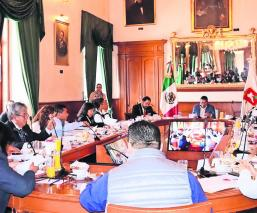 Cabildo de Toluca aprueba destinar más recursos millonarios para la seguridad pública