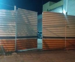 Sujetos armados roban 16 autos de dos pensiones en la alcaldía Benito Juárez