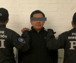 Detienen a Miguel Ángel Vásquez, exjefe de gabinete de Miguel Ángel Mancera