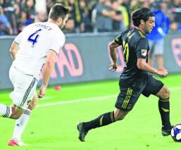 Los Ángeles FC reciben al León, en los octavos de final de la Liga de Campeones