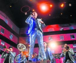 Banda Los Recoditos celebra en Sinaloa sus 30 años de vida con concierto gratuito