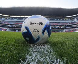El estadio Azteca, casa del América y Cruz Azul