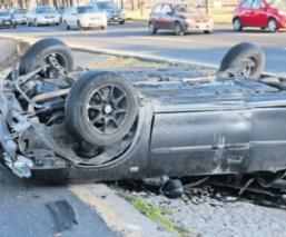 Hombre pierde la vida por rebasar los límites de velocidad en Toluca