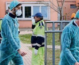 """Casos por coronavirus en México son de importación italiana, estuvieron en """"La Zona Roja"""""""