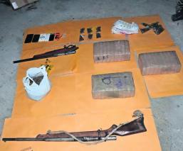 Policías abaten a presunto delincuente durante un operativo en calles de Morelos