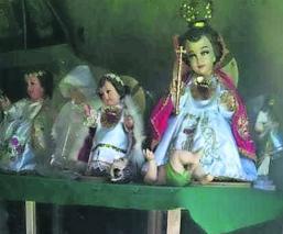 Se incendia taller de figuras religiosas en Edomex; fuego no toca a Niño Dios
