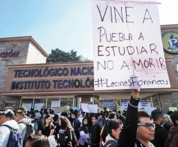 Sueltan y recapturan a homicidas de los Universitarios de Puebla