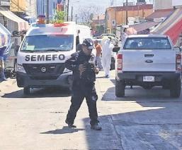 Acribillan a comerciante de frutas y verduras en Morelos