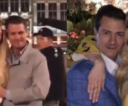Enrique Peña Nieto y Tania Ruiz podrían haber terminado su relación