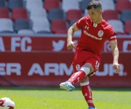 Leonardo Fernández en la mira del Benfica