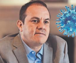 Cuauhtémoc Blanco confirma el primer muerto por coronavirus, en Morelos