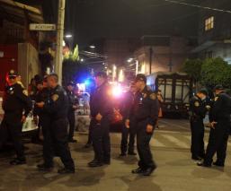 Coyoacán amanece manchada de sangre tras ejecución de pareja, este lunes