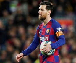 Messi anuncia que en Barcelona se reducirá 70 por ciento del salario de jugadores