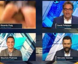 Comentarista de ESPN muestra su intimidad por error en vivo, al hacer home office
