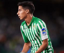 Diego Lainez podría llegar al Leganés con Javier Aguirre