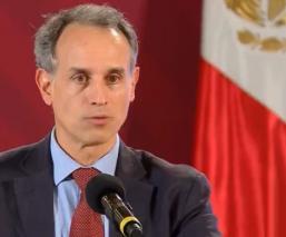 López-Gatell pide disculpa tras hablar de brote de coronavirus en IMSS de Coahuila