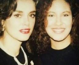 Lucía Méndez recuerda a Selena, la reina del Tex Mex