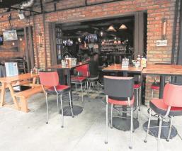Cayó el 90 por ciento de la venta en restaurantes por Covid-19, en CDMX