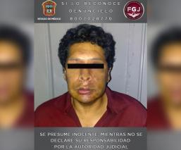 Atoran a presunto violador serial de Ecatepec; abusaba de ellas en su taxi