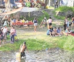 Clausuran dos cantinas y un balneario en Cuatla, por no hacer caso a contingencia