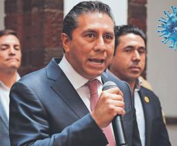 Tras contagios de Covid-19 en el Edomex, edil de Toluca va por la Fase 3 de contingencia