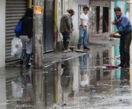 Niño que cuidaba a su mamá infectada de Covid-19, muere electrocutado en Ecatepec