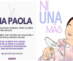 """Tuiteros denuncian feminicidio en Nogales, Sonora con el hashtag """"Justicia Para Ana Paola"""""""