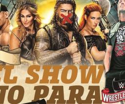 Wrestlemania se presenta sábado y domingo en Orlando; todo a puerta cerrada