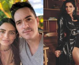 Aislinn Derbez comparte en Instagram tierno momento de Mauricio Ochmann y su hija