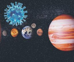Astrólogo predijo el coronavirus