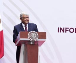 Informe de Gobierno: AMLO se bajará sueldo y eliminará aguinaldos de altos funcionarios