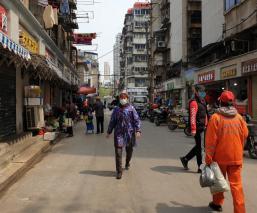 Y así es como renace la ciudad china de Wuhan, tras ser el epicentro del coronavirus