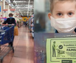 Covid-19: Tiendas restringen acceso a niños para evitar aglomeraciones, en el Edomex