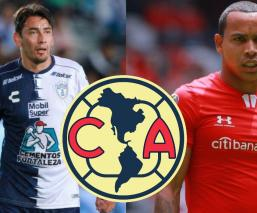 El América está en cuarentena, pero ya busca fichar a Rubens Sambueza y Felipe Pardo