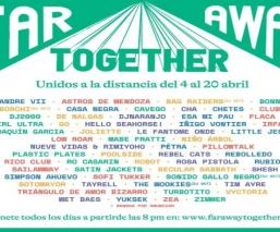 Far Away Together, el festival virtual que apoyará a los artistas independientes en México