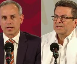 Hugo López-Gatell y Víctor Borja piden parar agresiones a médicos que luchan vs Covid-19