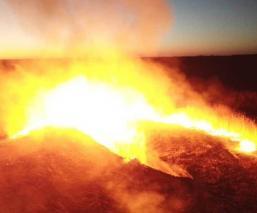 Incendio forestal cerca de Chernóbil provoca un aumento en los niveles de radioactividad