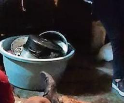 Se quedó en casa: Matan a hombre en plena cuarentena, en Chimalhuacán