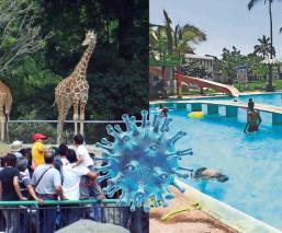 Balnearios, zoológicos y otras atracciones de México al borde de la quiebra por pandemia