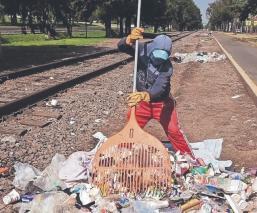Covid-19: Para cuidar a trabajadores de limpia, piden a mexiquenses separar sus desechos