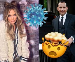 Covid-19 vs El Amor: Jennifer Lopez y Alex Rodriguez suspenden su boda por la pandemia