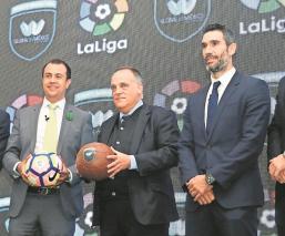 Futbol español regresaría para finales de mayo