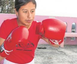 Noheli Romero aplazó su debut profesional en el boxeo amateur, en Morelos
