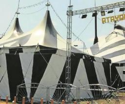 Covid-19 deja a los trabajadores del circo sin ingresos; piden ayuda en Estado de México