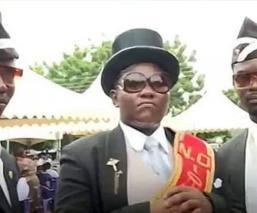 La historia detrás del video de los africanos bailando con un ataúd que se hizo viral