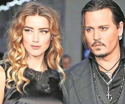 Amber Heard podría ir a prisión por falsas acusaciones contra Johnny Depp